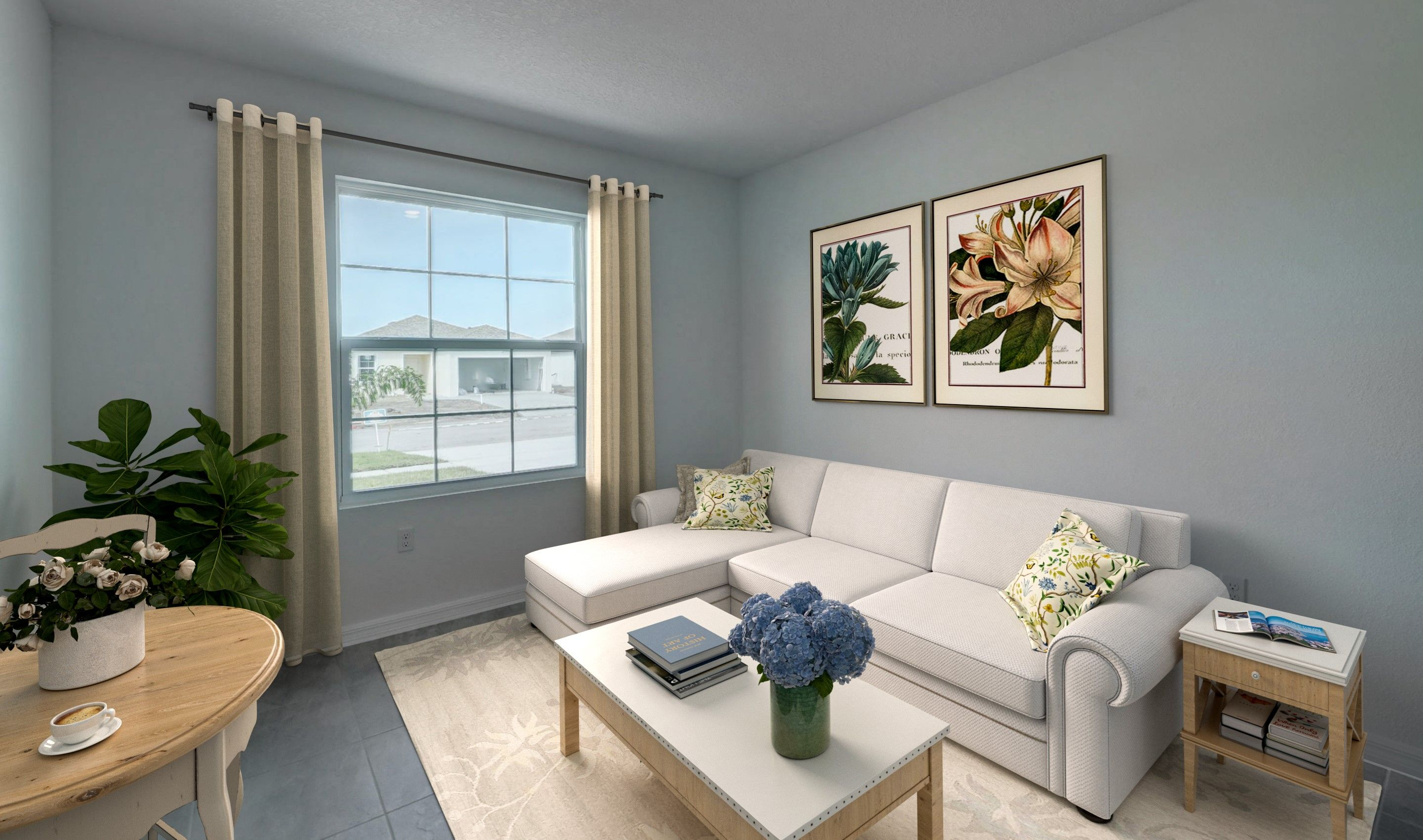 Living Area featured in the Lelia By K. Hovnanian® Homes