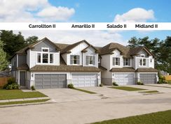 Salado II - Parkway Trails Villas: Pasadena, Texas - K. Hovnanian® Homes