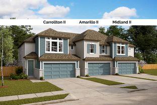 Midland II - Parkway Trails Villas: Pasadena, Texas - K. Hovnanian® Homes