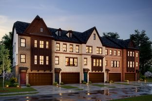 Garrett I - The Towns at Pender Oaks: Fairfax, District Of Columbia - K. Hovnanian® Homes