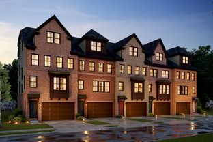 McDaniel II - The Towns at Pender Oaks: Fairfax, District Of Columbia - K. Hovnanian® Homes