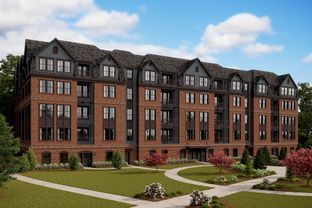 Darfield - The Flats at Pender Oaks: Fairfax, District Of Columbia - K. Hovnanian® Homes