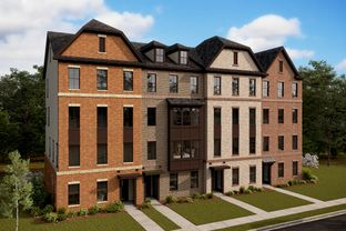 Marymount - The Lofts at Pender Oaks: Fairfax, District Of Columbia - K. Hovnanian® Homes
