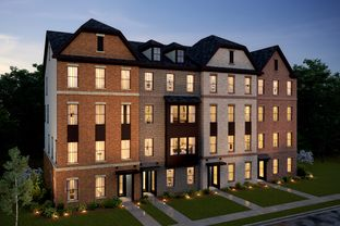 Brandeis - The Lofts at Pender Oaks: Fairfax, District Of Columbia - K. Hovnanian® Homes