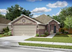 Jackie II - Providence at Kingdom Heights: Rosenberg, Texas - K. Hovnanian® Homes