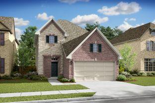 Lockport II - Providence at Kingdom Heights: Rosenberg, Texas - K. Hovnanian® Homes