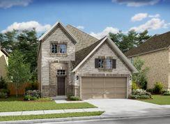 Darlington II - Providence at Kingdom Heights: Rosenberg, Texas - K. Hovnanian® Homes