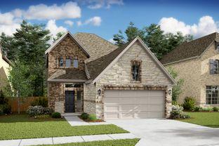 Rochester - Providence at Kingdom Heights: Rosenberg, Texas - K. Hovnanian® Homes