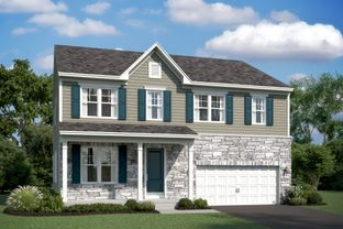 Tomasen - Brittany Manor: Mount Airy, Maryland - K. Hovnanian® Homes