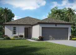Ashmere - Aspire at the Links of Calusa Springs: Zephyrhills, Florida - K. Hovnanian® Homes