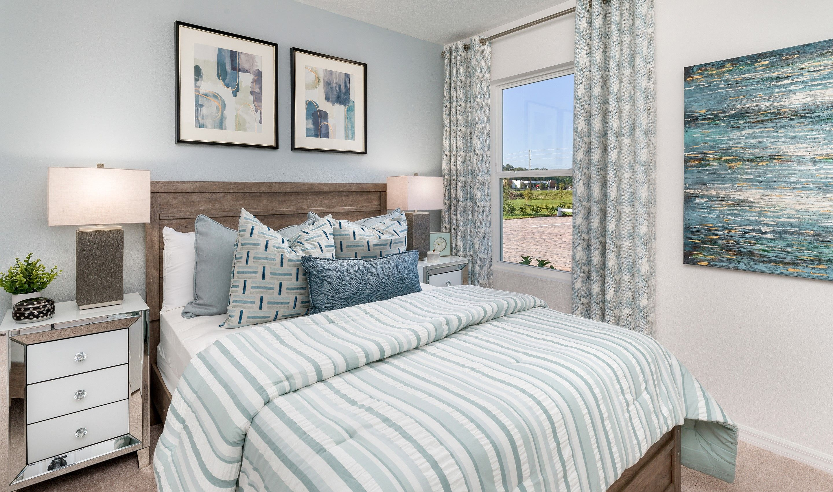 Bedroom featured in the Dupont By K. Hovnanian® Homes in Martin-St. Lucie-Okeechobee Counties, FL