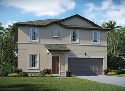 Emerald - Aspire at the Links of Calusa Springs: Zephyrhills, Florida - K. Hovnanian® Homes