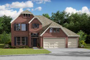 Easton II - Lakes of Champion's Estates: Mont Belvieu, Texas - K. Hovnanian® Homes