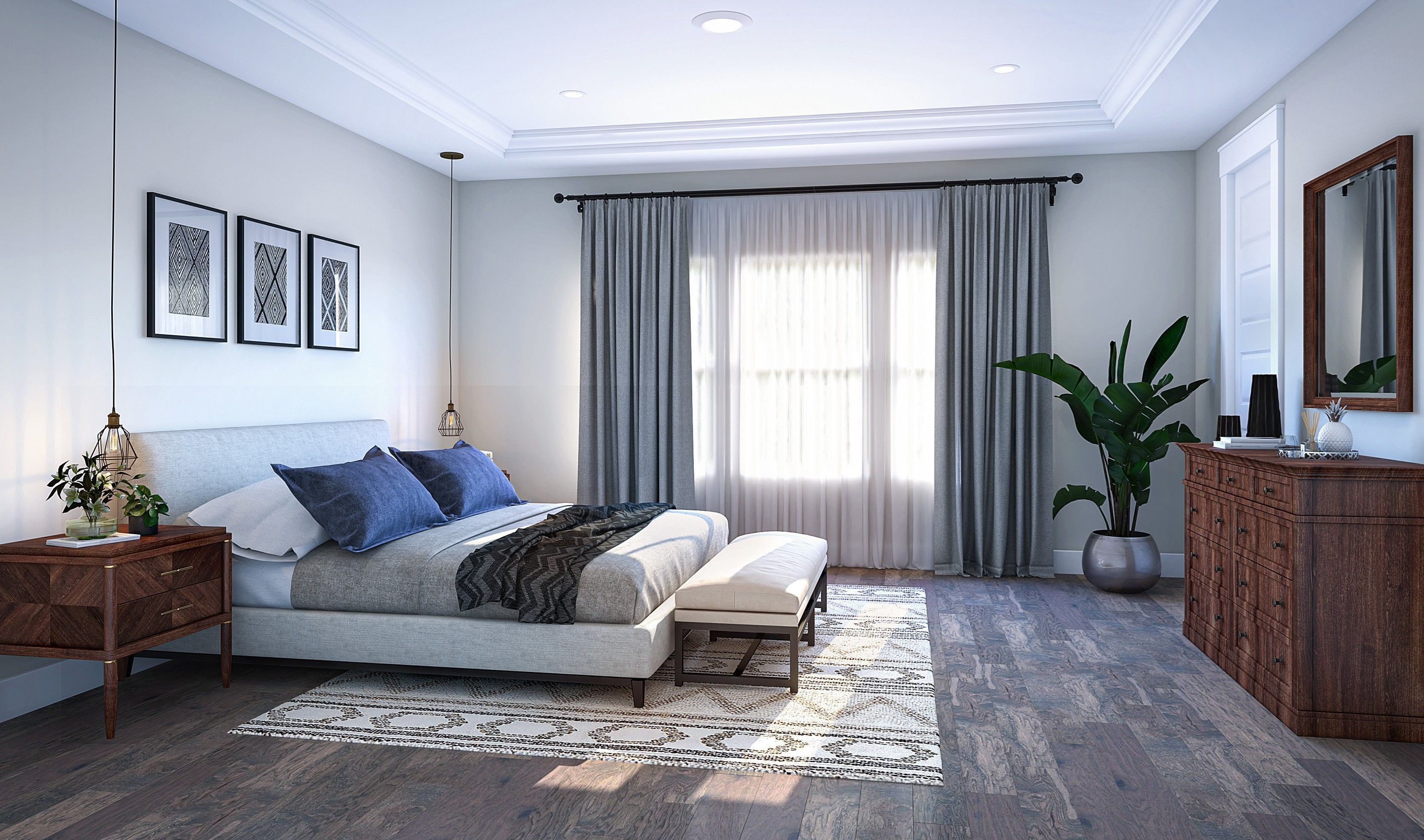 Bedroom featured in the Stono By K. Hovnanian® Homes in Charleston, SC