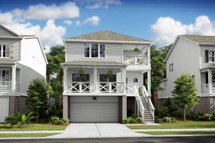 Riviera II - Liberty Hill Farm: Mount Pleasant, South Carolina - K. Hovnanian® Homes