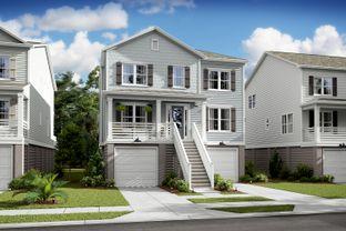 Copahee - Liberty Hill Farm: Mount Pleasant, South Carolina - K. Hovnanian® Homes