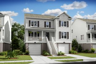 Capers - Liberty Hill Farm: Mount Pleasant, South Carolina - K. Hovnanian® Homes