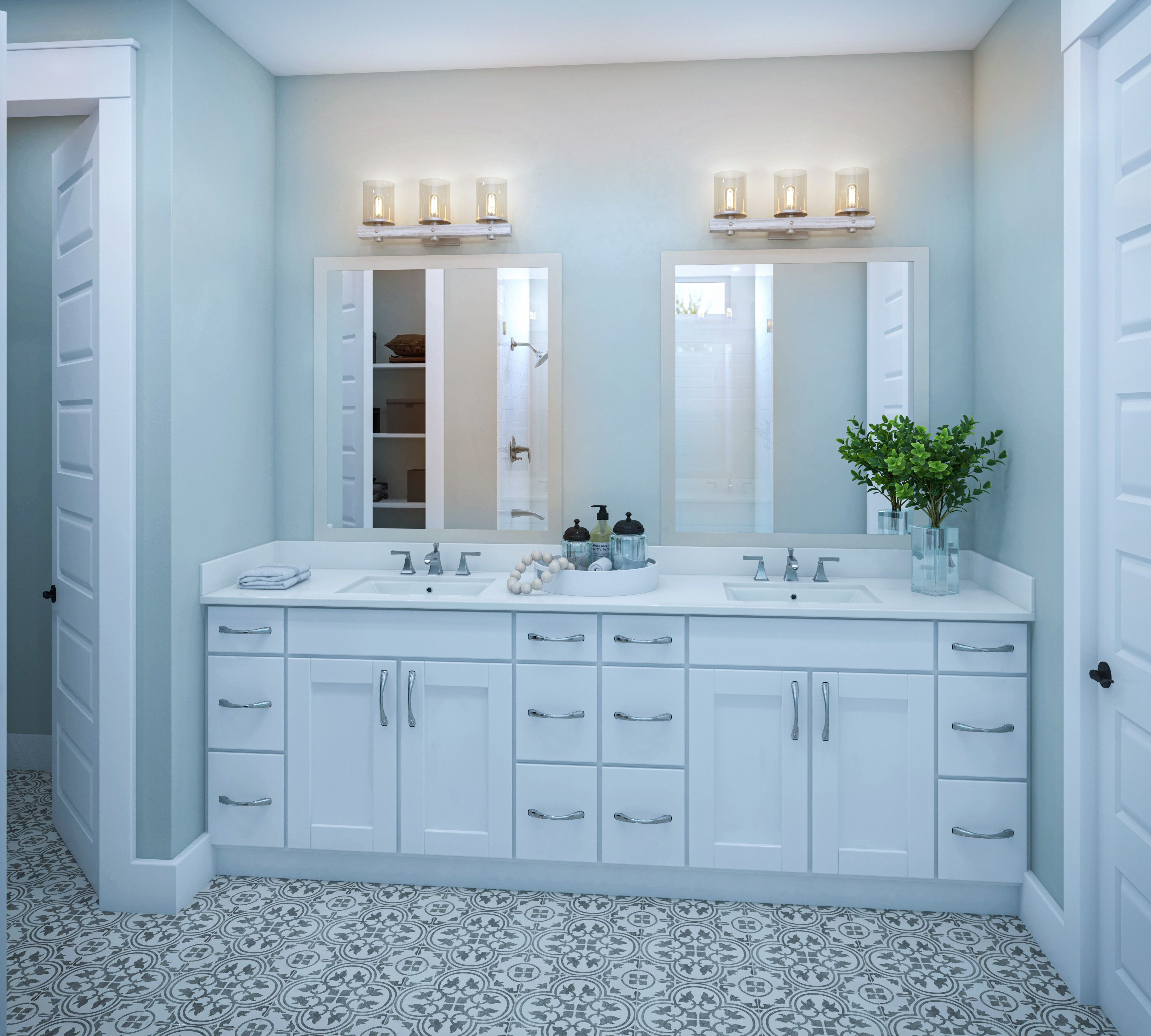 Bathroom featured in the Capers By K. Hovnanian® Homes in Charleston, SC