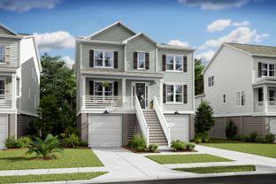 Wando - Liberty Hill Farm: Mount Pleasant, South Carolina - K. Hovnanian® Homes