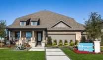 Ascend at Diamond Creek Estates by K. Hovnanian® Homes in Dallas Texas