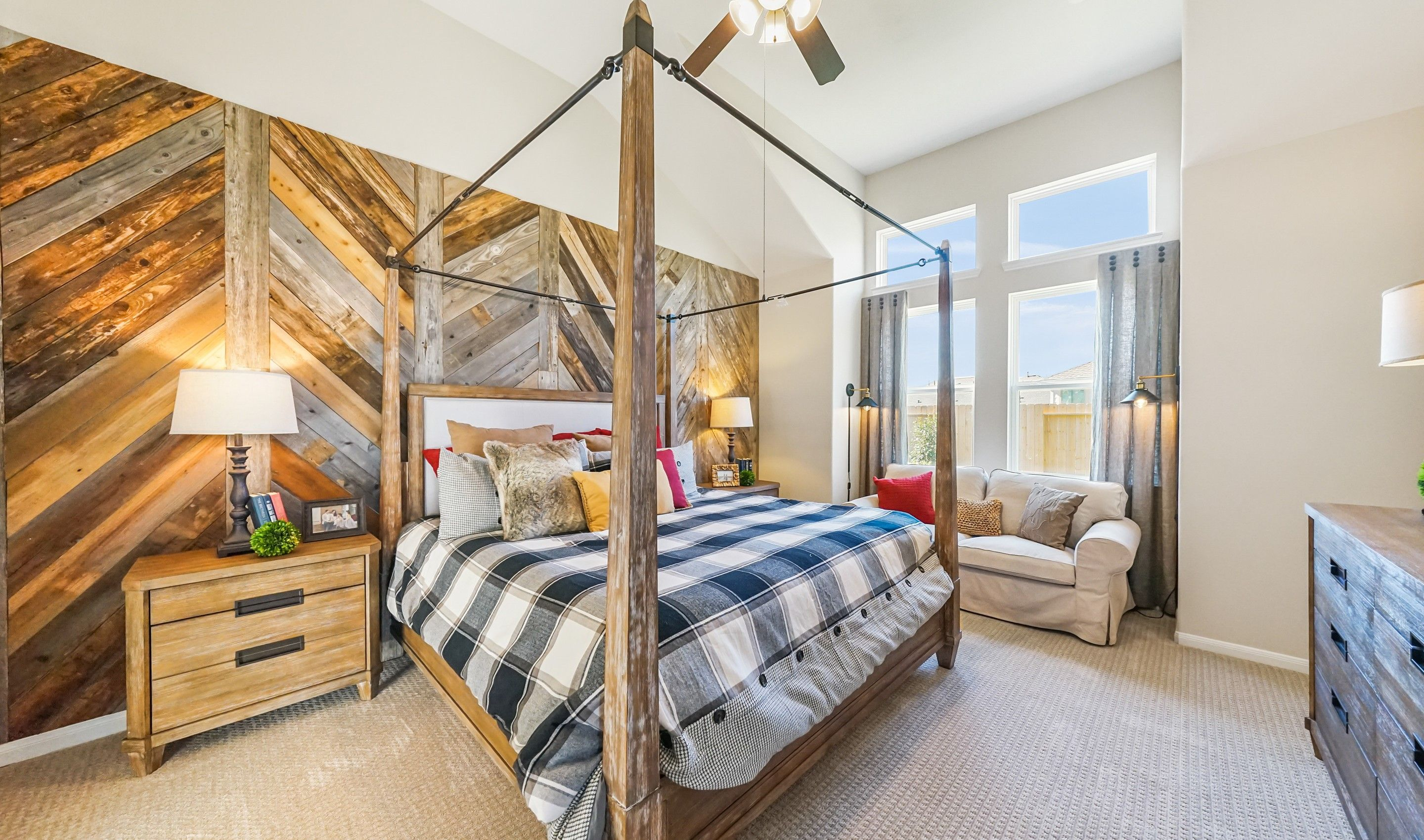 Bedroom featured in the Savannah By K. Hovnanian® Homes in Houston, TX