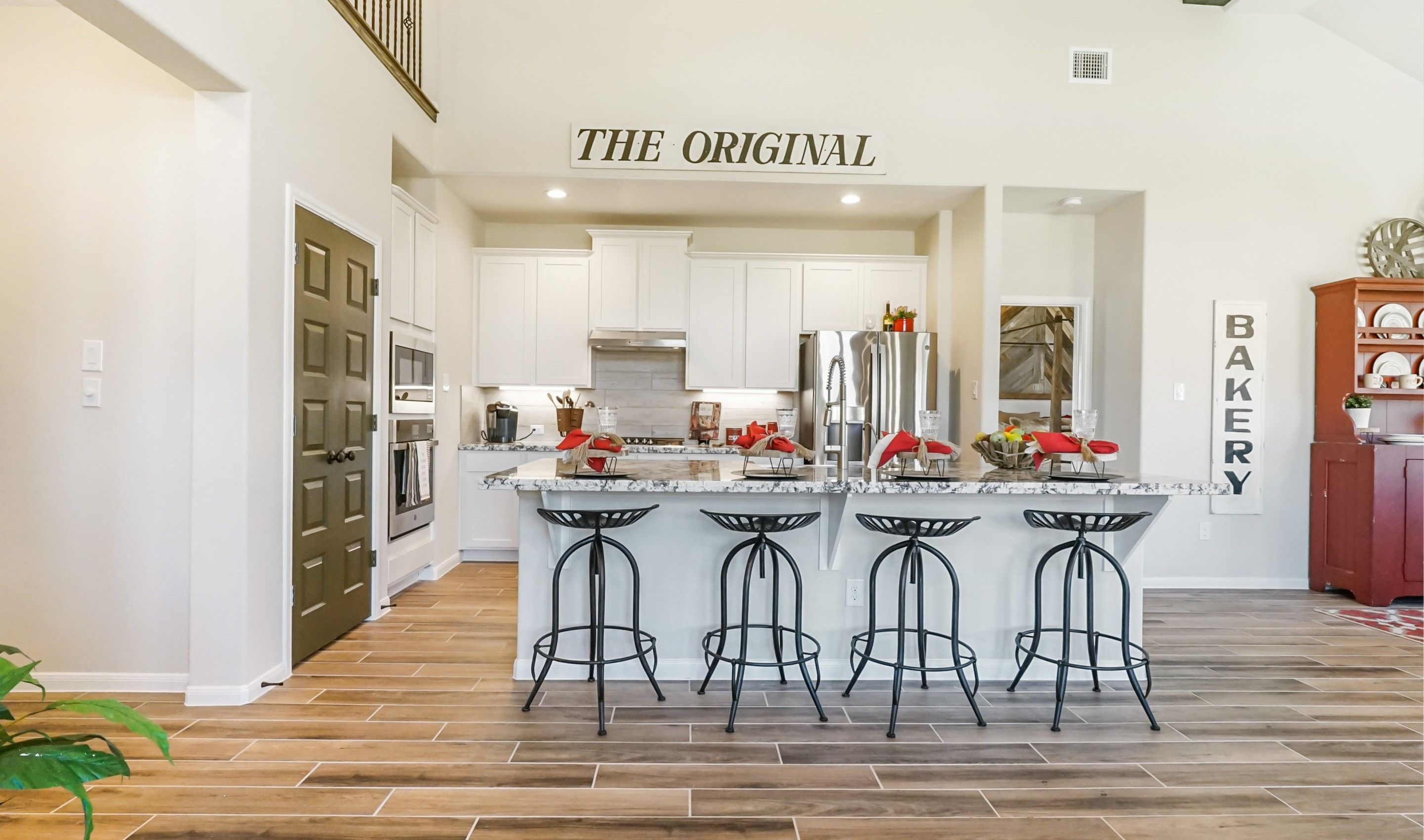 Kitchen featured in the Savannah By K. Hovnanian® Homes in Houston, TX