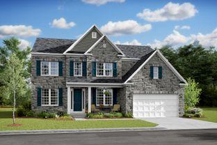 Blakely - Laurel Hills Crossing: Lorton, District Of Columbia - K. Hovnanian® Homes