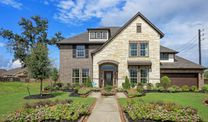St. Augustine Meadows by K. Hovnanian® Homes in Houston Texas