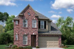 Ashville - Crosby Park Village: Crosby, Texas - K. Hovnanian® Homes