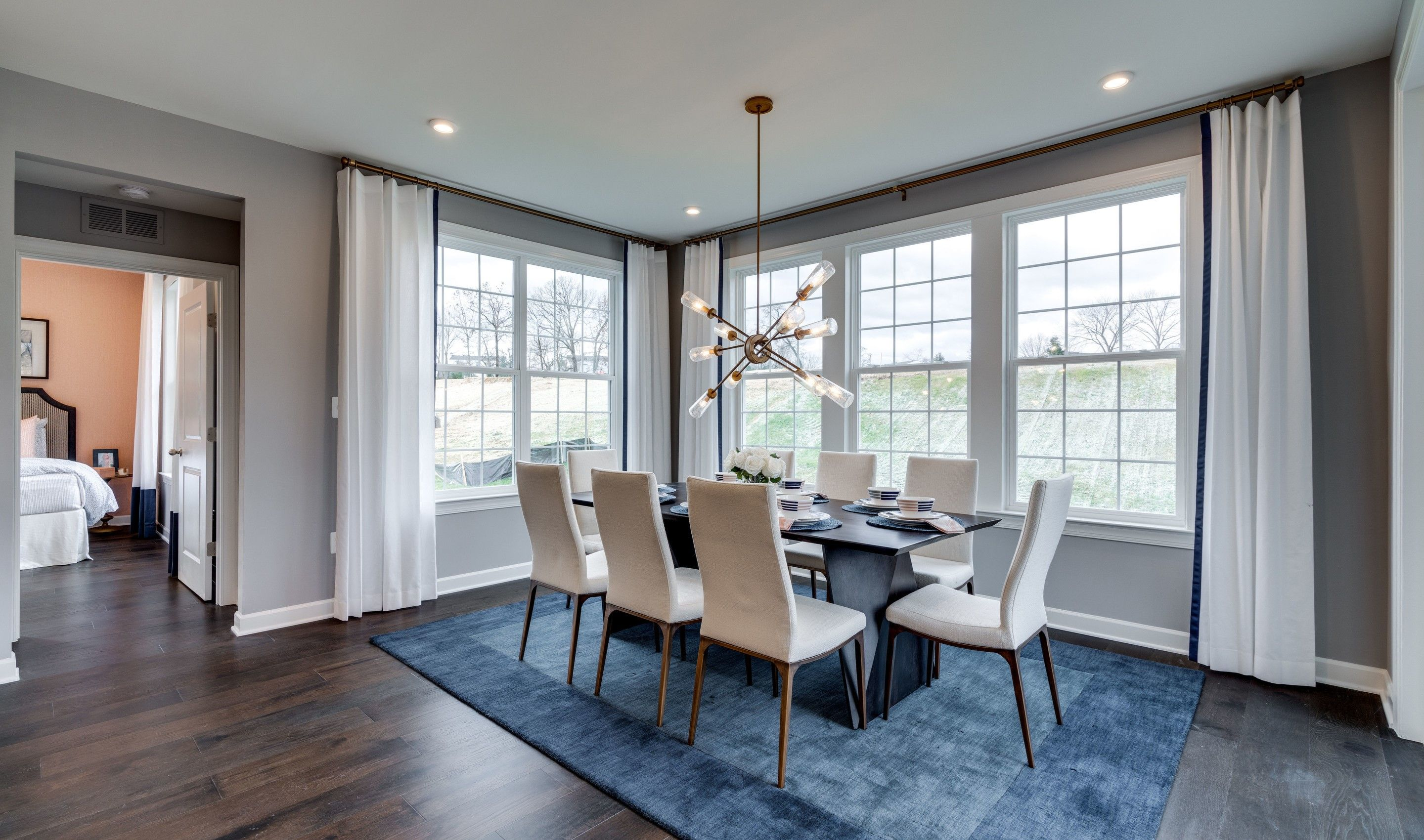 Living Area featured in the Memphis II By K. Hovnanian® Homes in Washington, VA
