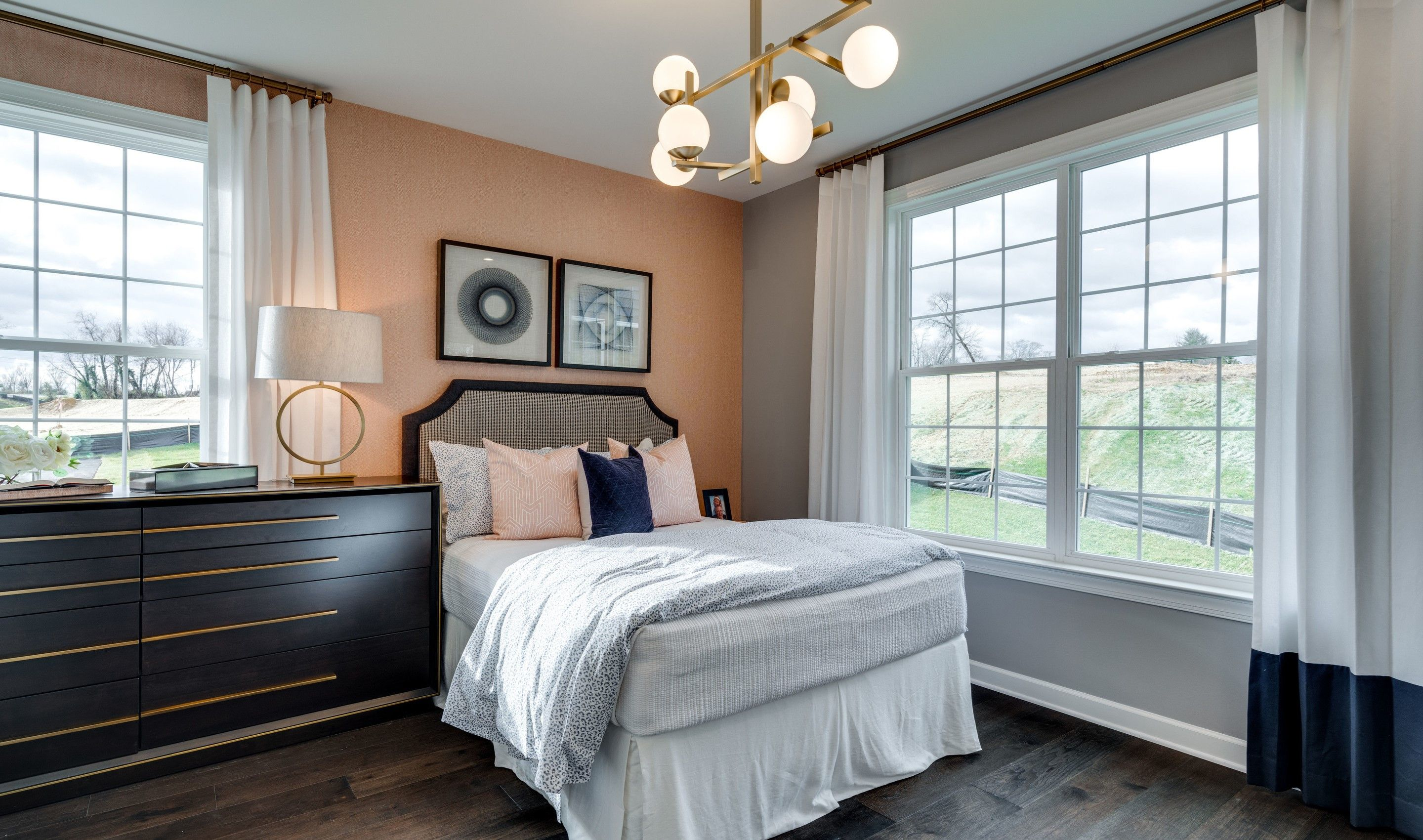 Bedroom featured in the Memphis II By K. Hovnanian® Homes in Washington, VA