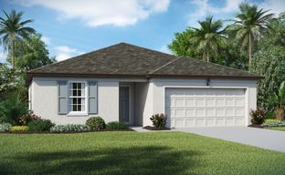 Aspire at Port St. Lucie by K. Hovnanian® Homes in Martin-St. Lucie-Okeechobee Counties Florida