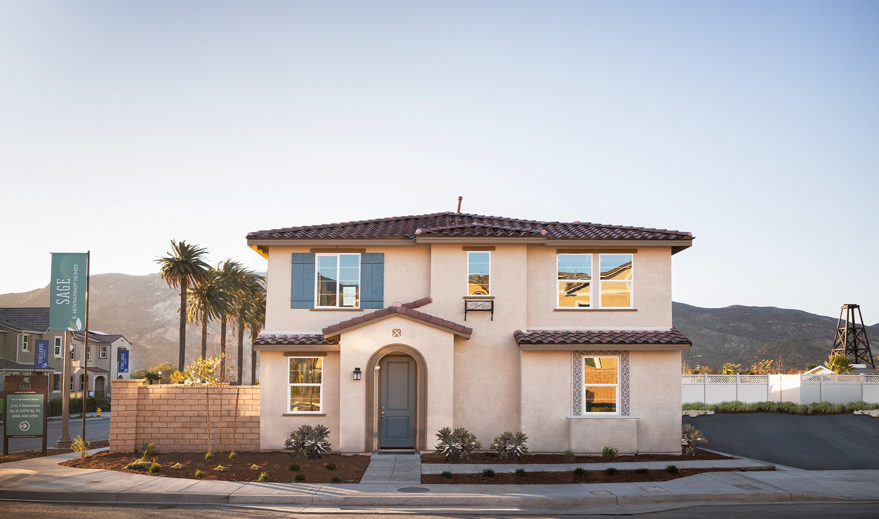 Exterior featured in the Sunrise By K. Hovnanian® Homes in Ventura, CA