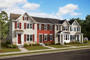 Longwood - Highland Park: Dumfries, District Of Columbia - K. Hovnanian® Homes