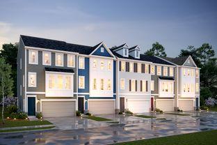 Garrett I - Highland Park: Dumfries, District Of Columbia - K. Hovnanian® Homes