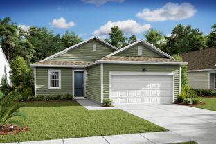 Mercer - The Lakes at New Riverside: Bluffton, South Carolina - K. Hovnanian® Homes