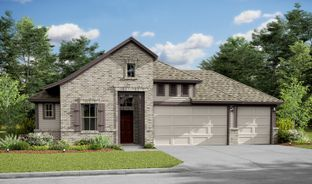 Willard II - Lakes of Champion's Estates: Mont Belvieu, Texas - K. Hovnanian® Homes