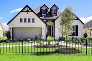 Willard II - River Farms: Baytown, Texas - K. Hovnanian® Homes