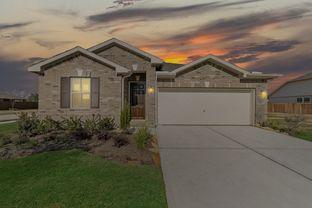 Auburn - Bayou Oaks at West Orem: Houston, Texas - K. Hovnanian® Homes