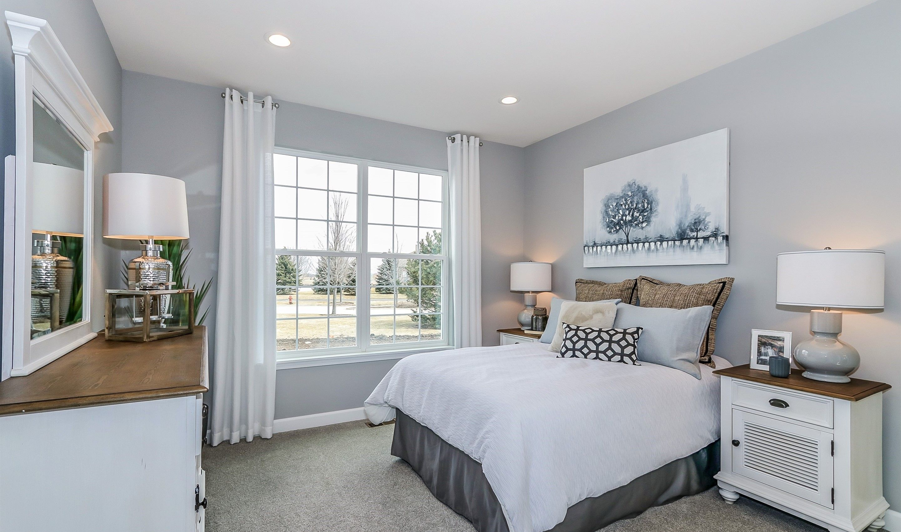 Bedroom featured in the Blakely By K. Hovnanian® Homes in Washington, VA