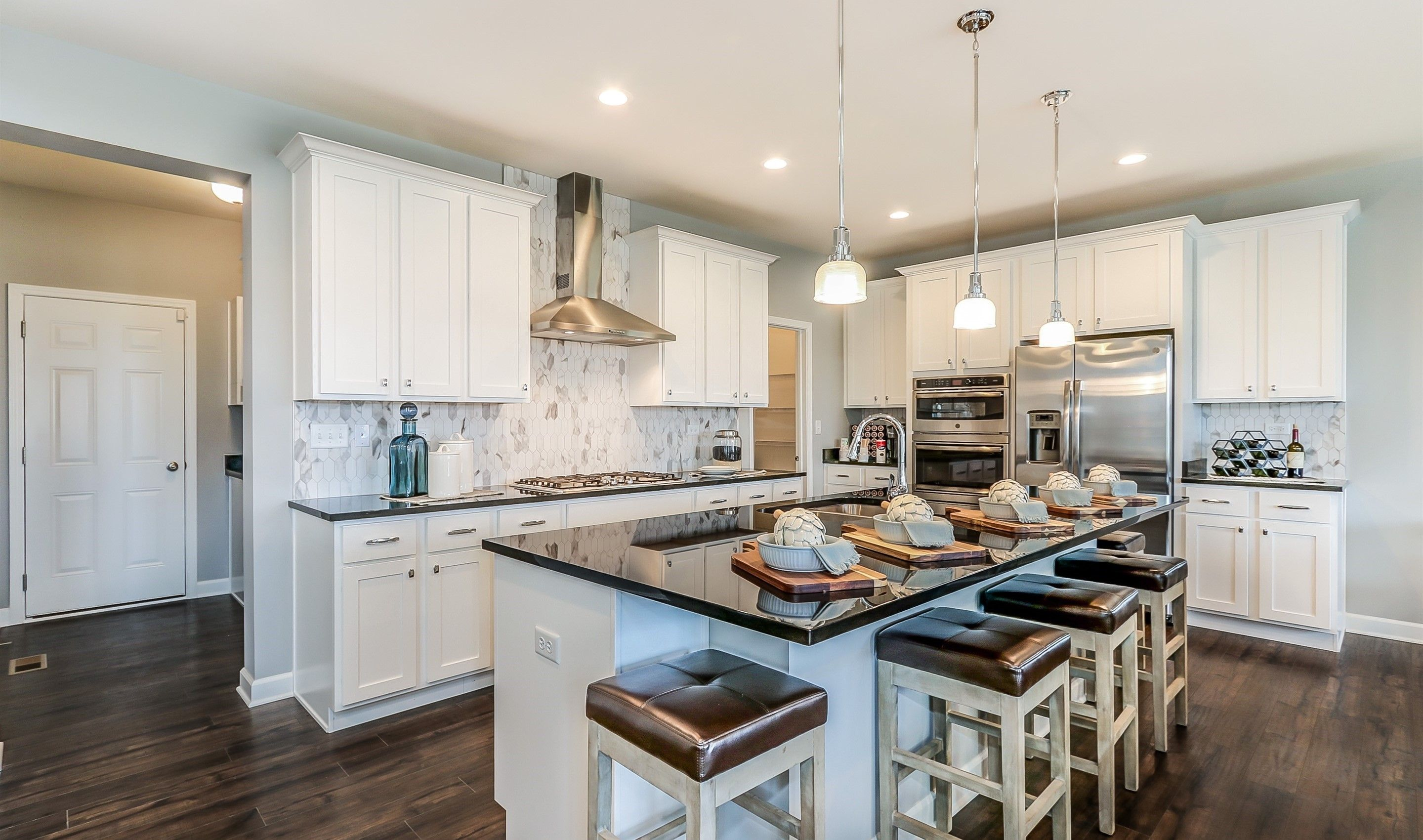 Kitchen featured in the Blakely By K. Hovnanian® Homes in Washington, VA
