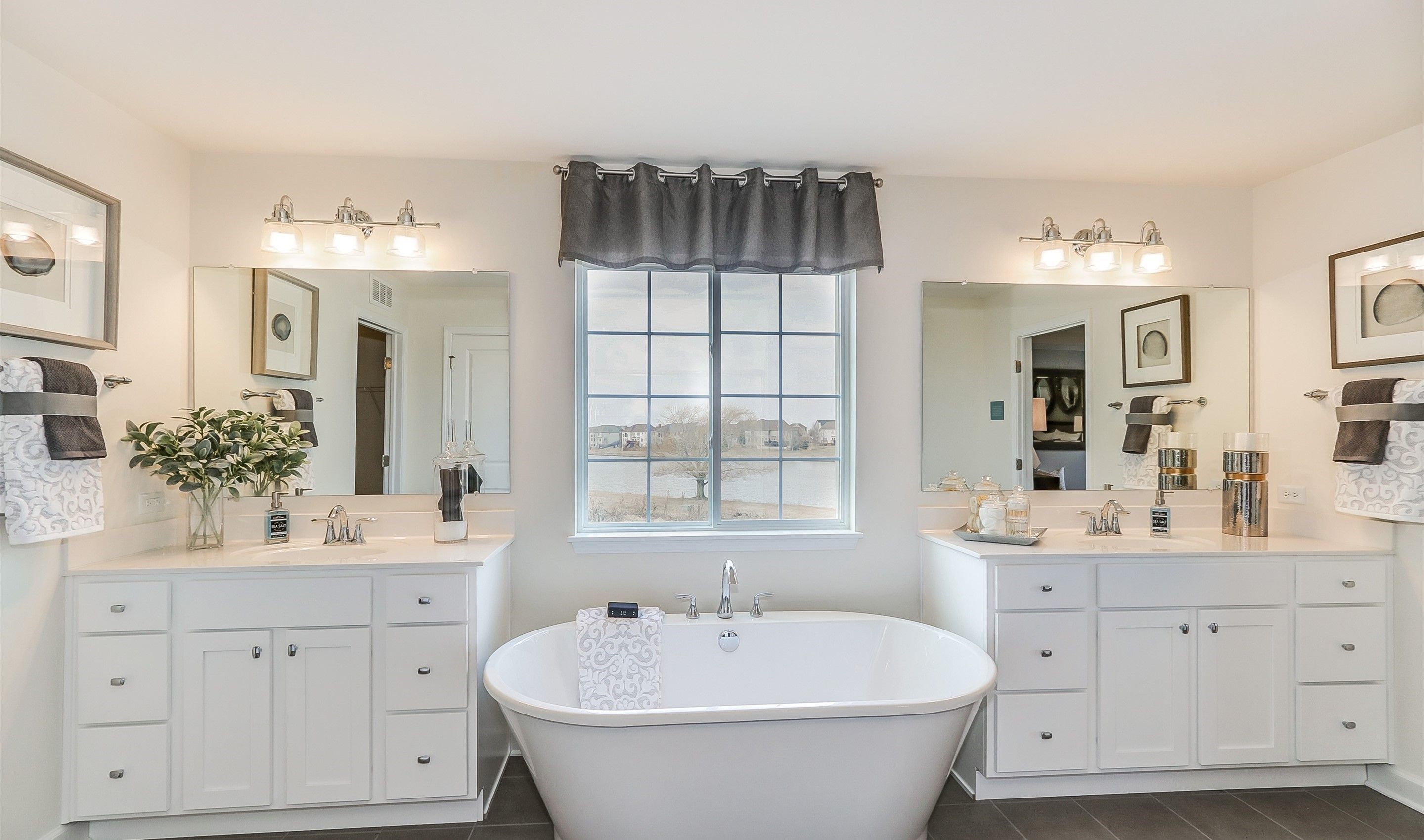 Bathroom featured in the Blakely By K. Hovnanian® Homes in Washington, VA