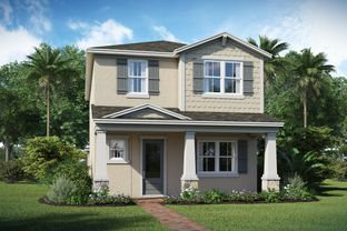 Nicola - Rivington: Debary, Florida - K. Hovnanian® Homes