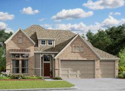 Sawyer II - Lakes of Champion's Estates: Mont Belvieu, Texas - K. Hovnanian® Homes