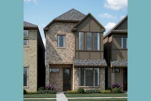 Marbella - Merion at Midtown Park: Dallas, Texas - K. Hovnanian® Homes
