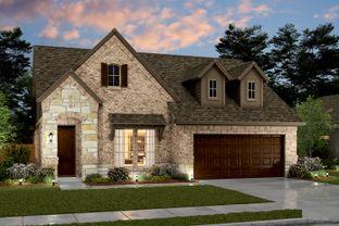Dover VIII - Ascend at Light Farms: Celina, Texas - K. Hovnanian® Homes