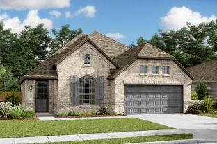 Dover VIII - Ascend at Justin Crossing: Justin, Texas - K. Hovnanian® Homes