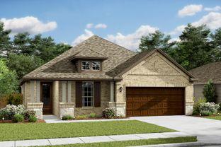 Dover VIII - Ascend at Milrany Ranch: Melissa, Texas - K. Hovnanian® Homes