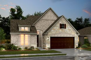 Bronson VIII - Ascend at Light Farms: Celina, Texas - K. Hovnanian® Homes
