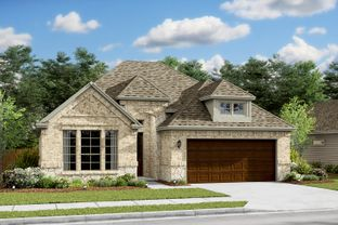 Bronson VIII - Ascend at Creekshaw: Royse City, Texas - K. Hovnanian® Homes